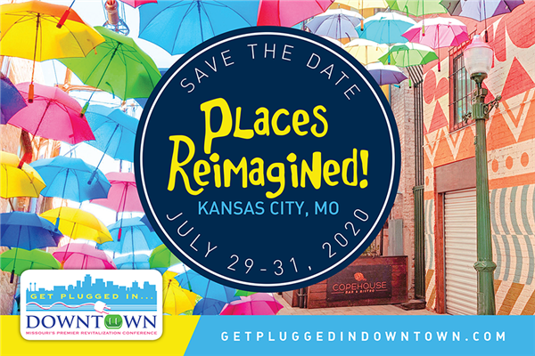 Call for Nominations: Missouri Downtown Revitalization Awards 2020